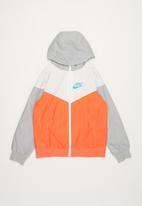 Nike - B nsw wr jacket hd - multi
