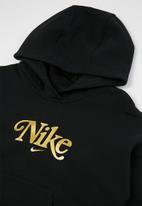 Nike - G nsw club flc bf hd energy - black