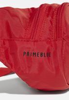 adidas Originals - Prime blue waist bag - red