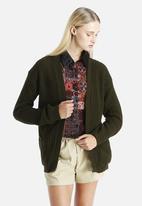 Glamorous - Slouchy Fisherman Knit Cardigan