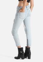 Glamorous - Distressed Denim Jeans