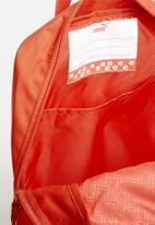 PUMA - Animals backpack - orange