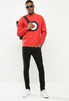 Ben Sherman - Target crew - red