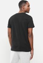 Bench - Hines short sleeve tee - black