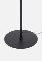 Sixth Floor - Zen floor lamp - black