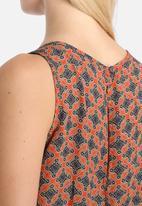 Glamorous - Tile Print Jumpsuit