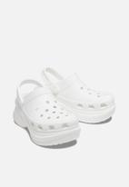 Crocs - Classic bae clog w - white