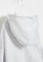Superbalist - Girls crop hoodie - grey
