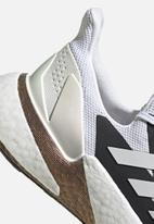 adidas Performance - X9000l4 - ftwwht/ftwwht/cblack