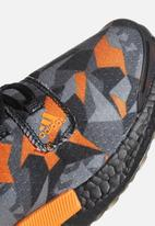 adidas Performance - Alphatorsion boost m - core black/signal orange/grey six