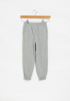 Superbalist Kids - Younger girls fleece sweatpants - grey