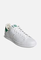 adidas Originals - Stan Smith - ftwr white/off white/green