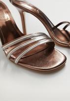 MANGO - Diana heel - gold