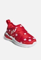 adidas Originals - Fortarun x polkadot - red
