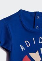 adidas Originals - I summer set - blue & pink