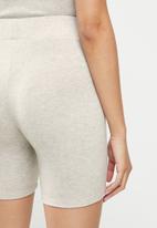 Blake - Cycling shorts - stone