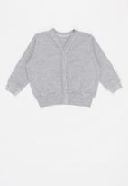 Little Lumps - Cardigan - grey