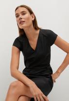 MANGO - Dress cofi7-n - black