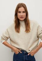 MANGO - Sweater pharrell - beige