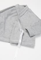 Little Lumps - Bunny layette set - grey