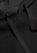 MANGO - Sweatshirt monilong - black
