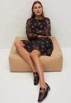 MANGO - Dress maura - red