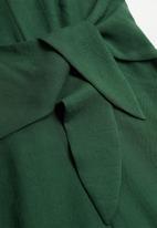 MANGO - One-piece suit nalita - green