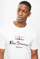 Ben Sherman - Original tee - off white