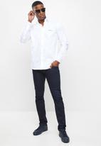 Ben Sherman - Ben shirt - white