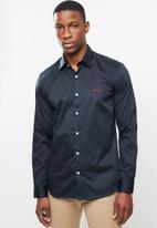 Ben Sherman - Ben shirt - navy