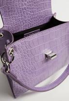 MANGO - Malek bag - lilac