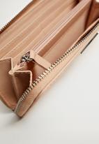 MANGO - Lole wallet - pink