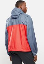 The North Face - Cyclone anorak - blue & red