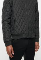Brave Soul - Holborn jacket - black