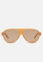 MANGO - Sara sunglasses - light brown