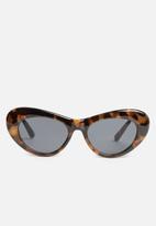 MANGO - Maria sunglasses - dark brown