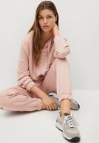 MANGO - Sweatshirt monica - light pastel pink