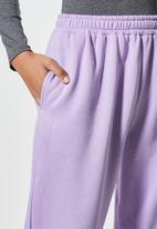 Superbalist - Track pants - lilac