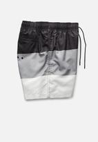 G-Star RAW - Dirik block swimshorts - black