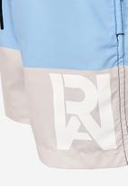 G-Star RAW - Dirik block swimshorts - blue