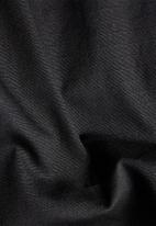 G-Star RAW - Sporty slanted pocket indoor jacket - black