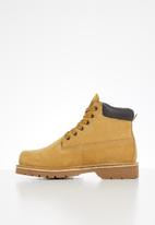 Bronx - Hunter boot - tan