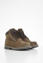 Bronx - Hunter boot - brown