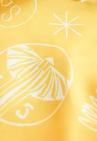 G-Star RAW - Dirik fungus swimshorts - yellow