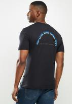 Rip Curl - Surf revival tee - black