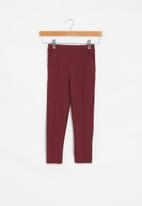 Superbalist Kids - Younger girls jeggings - berry