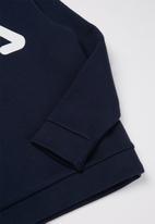 FILA - Deckle sweatshirt - navy