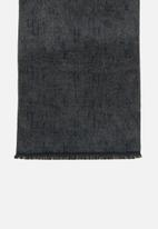 Superbalist - Oblong scarf - charcoal