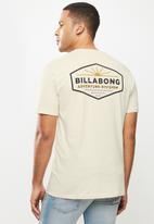 Billabong  - Adiv cove tee - cream
