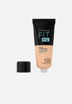 Maybelline - Fit Me® Matte + Poreless Foundation - 120 Classic Ivory
